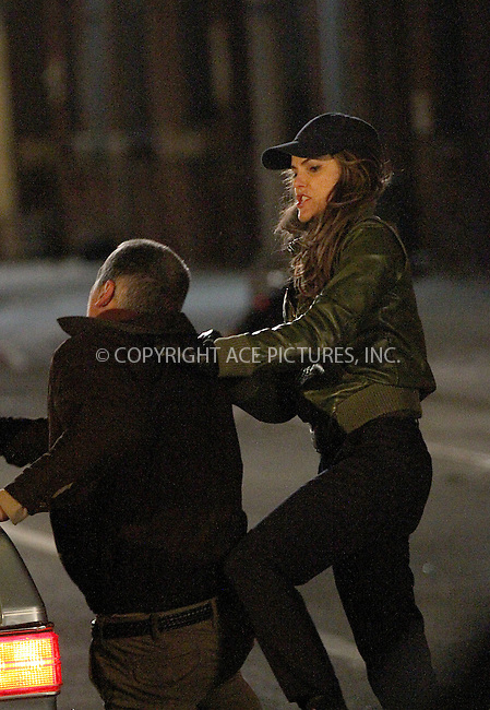 WWW.ACEPIXS.COM<br /> <br /> January 92014, New York City<br /> <br /> Actress Keri Russell was on the set of the TV show 'The Americans' on January 9 2014 in New York City<br /> <br /> By Line: Zelig Shaul/ACE Pictures<br /> <br /> <br /> ACE Pictures, Inc.<br /> tel: 646 769 0430<br /> Email: info@acepixs.com<br /> www.acepixs.com