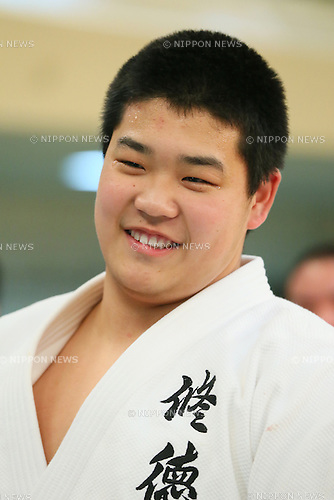 Yusei Ogawa (Shutoku), <br /> MARCH 21, 2014 - Judo : <br /> The 36th All Japan High School Judo Tournament <br /> Men's Team <br /> at Nippon Budokan, Tokyo, Japan. <br /> (Photo by YUTAKA/AFLO SPORT) [1040]