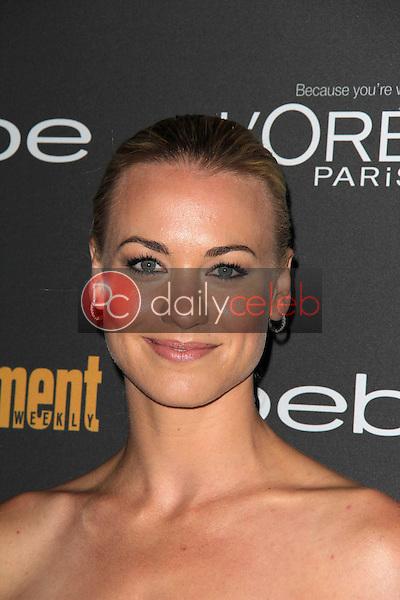 Yvonne Strahovski<br /> at the 2013 Entertainment Weekly Pre-Emmy Party, Fig& Olive, Los Angeles, CA 09-20-13<br /> David Edwards/Dailyceleb.com 818-249-4998