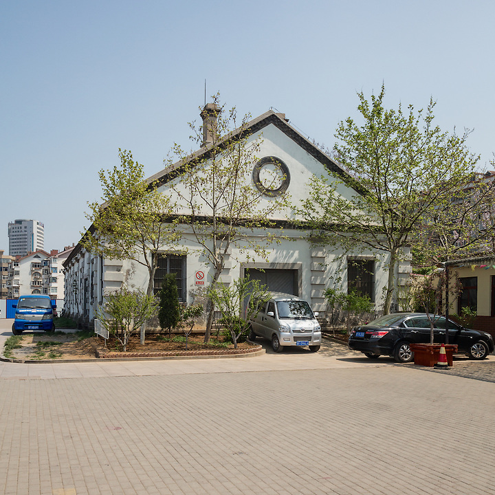 Customs Inspection Building, Yantai (Chefoo).
