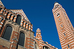 Westminster Cathedral (Roman Catholic), Victoria, London UK