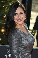 Nazaneen Ghaffar<br /> arriving for the TRIC Christmas Party, Grosvenor House Hotel, London.<br /> <br /> <br /> &copy;Ash Knotek  D3362  12/12/2017