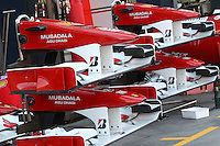 F1 GP of Australia, Melbourne 26. - 28. March 2010.Ferrari F60 -  front Wings..Picture: Hasan Bratic/Universal News And Sport (Europe) 26 March 2010.