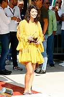 VENICE, ITALY - SEPTEMBER 01: Alessandra Mastronardi is seen arriving at the Hotel Excelsior during the 74th Venice Film Festival on September 01, 2017 in Venice, Italy.  Credit: John Rasimus/MediaPunch ***FRANCE, SWEDEN, NORWAY, DENARK, FINLAND, USA, CZECH REPUBLIC, SOUTH AMERICA ONLY***