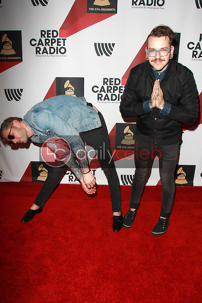 Priory<br /> Red Carpet Radio presents Grammys Radio Row Day 1 at the Staples Center in Los Angeles, CA<br /> David Edwards/DailyCeleb.com 818-249-4998
