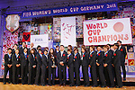 Japan National Team Group (JPN), DECEMBER 27, 2011 - Football / Soccer : Japanese National Team attend Celebration party for FIFA Women's World Cup Champion at Tokyo Dome City in Tokyo, Japan. (Photo by Yusuke Nakanishi/AFLO SPORT) [1090]