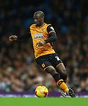 Hull's Sone Aluko - Manchester City vs Hull City - Capital One Cup - Etihad Stadium - Manchester - 01/12/2015 Pic Philip Oldham/SportImage