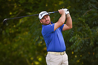 Graeme McDowell (NIR) watches his tee shot on 6 during round 3 of the 2019 Charles Schwab Challenge, Colonial Country Club, Ft. Worth, Texas,  USA. 5/25/2019.<br /> Picture: Golffile | Ken Murray<br /> <br /> All photo usage must carry mandatory copyright credit (© Golffile | Ken Murray)