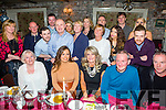 Courtney O'Keefe, Tralee celebrating her 21st birthday with family and friends at Cassidys on Saturday