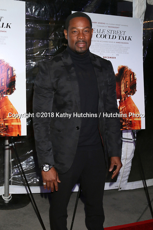 "LOS ANGELES - DEC 4:  Darrin Henson at the ""If Beale Street Could Talk"" Screening at the ArcLight Hollywood on December 4, 2018 in Los Angeles, CA"