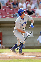 July 3rd 2007:  Josh Lansford of the Peoria Chiefs at Elfstrom Stadium in Geneva, IL  Photo by:  Chris Proctor/Four Seam Images