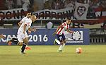 Atlético Junior venció como local 2-1 a Deportivo Lara (5-2 el global) y avanzó de la primera fase de la Copa Sudamericana 2016.