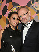 05 January 2020 - Beverly Hills, California - Allegra Riggio, Jared Harris. 2020 HBO Golden Globe Awards After Party held at Circa 55 Restaurant in the Beverly Hilton Hotel. Photo Credit: FS/AdMedia
