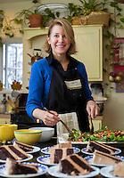 NWA Democrat-Gazette/JASON IVESTER <br />Karen Gros; photographed on Friday, Nov. 20, 2015, in her Eureka Springs home for nwprofiles<br />**PREFERRED LEAD PORTRAIT***