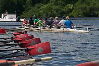WBUR Charles River Regatta 5/23/10