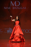 www.acepixs.com<br /> February 9, 2017  New York City<br /> <br /> Jazz Jennings walks the runway at the American Heart Association's Go Red For Women Red Dress Collection 2017 presented by Macy's at Fashion Week at Hammerstein Ballroom on February 9, 2017 in New York City.<br /> <br /> Credit: Kristin Callahan/ACE Pictures<br /> <br /> <br /> Tel: 646 769 0430<br /> Email: info@acepixs.com
