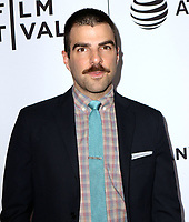 www.acepixs.com<br /> <br /> April 21 2017, New York City<br /> <br /> Zachary Quinto arriving at the premiere of 'Aardvark' during the 2017 Tribeca Film Festival at the SVA Theatre on April 21, 2017 in New York City.<br /> <br /> By Line: Nancy Rivera/ACE Pictures<br /> <br /> <br /> ACE Pictures Inc<br /> Tel: 6467670430<br /> Email: info@acepixs.com<br /> www.acepixs.com