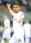 Real Madrid's Carlos Henrique Casemiro during UEFA Champions League 2015/2016 Final match.May 28,2016. (ALTERPHOTOS/Acero)