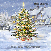 Marcello, CHRISTMAS LANDSCAPES, WEIHNACHTEN WINTERLANDSCHAFTEN, NAVIDAD PAISAJES DE INVIERNO, paintings+++++,ITMCXM1367,#XL#