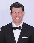 Max Greenfield. at The 64th Anual Primetime Emmy Awards held at Nokia Theatre L.A. Live in Los Angeles, California on September  23,2012                                                                   Copyright 2012 Hollywood Press Agency