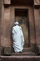 The Priests of Lalibela in Ethiopia