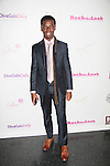 Kwame Kye at Color of Beauty Awards hosted by VH1's Gossip Table's Delaina Dixon and Maureen Tokeson-Martin on February 28, 2015 with red carpet, awards and cocktail reception at Ana Tzarev Gallery, New York City, New York.  (Photo by Sue Coflin/Max Photos)