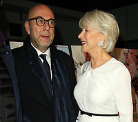 9 January 2018 - West Hollywood, California - Director Paolo Virz&igrave; and Helen Mirren. &ldquo;The Leisure Seeker Premiere&rdquo; held at the Pacific Design Center in West Hollywood. <br /> CAP/ADM<br /> &copy;ADM/Capital Pictures
