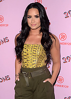 LOS ANGELES- DECEMBER 6:  Demi Lovato at the Refinery29 29Rooms Los Angeles: Turn It Into Art Opening Night Party at ROW DTLA on December 6, 2017 in Los Angeles, California. (Photo by Scott Kirkland/PictureGroup)