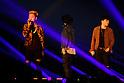 BIGBANG, Feb 28, 2015  2015 S/S : February 28, 2015 : SOL(Tae-Yang), V.I(Seung-Ri), Fashion Runway Show of TOKYO GIRLS COLLECTION by girlswalker.com 2015 SPRING/SUMMER at Yoyogi Gymnasium in Shibuya, Japan.