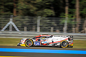 June 14 and 15th 2017,  Le Mans, France; Le man 24 hour race qualification sessions at the Circuit de la Sarthe, Le Mans, France;  #28 TDS RACING (FRA) ORECA 07 GIBSON LMP2 FRANÇOIS PERRODO (FRA) MATHIEUX VAXIVIERE (FRA) EMMANUEL COLLARD (FRA)