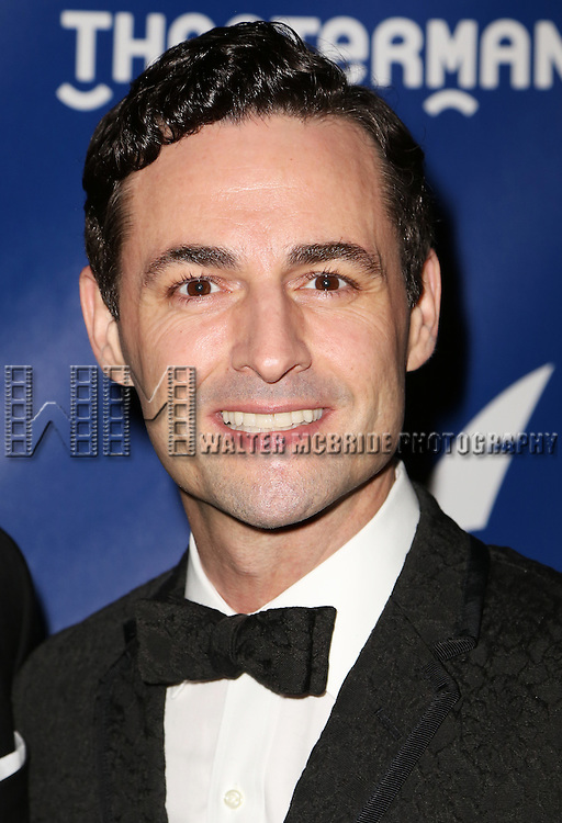 Max von Essen attends the 2015 Drama Desk Awards at Town Hall on May 31, 2015 in New York City.