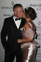 MIAMI, FL - NOVEMBER 04: Shareef Malnik, Gabrielle Anwar attends the 22nd Annual InterContinental Miami Make-A-Wish Ball on November 4, 2017 in Miami, Florida. <br /> <br /> People:  Shareef Malnik, Gabrielle Anwar<br /> <br /> Transmission Ref:  FLXX<br /> <br /> Credit: Hoo-Me.com / MediaPunch<br /> CAP/MPI122<br /> &copy;MPI122/Capital Pictures
