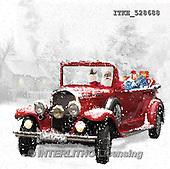 Isabella, CHRISTMAS SANTA, SNOWMAN, WEIHNACHTSMÄNNER, SCHNEEMÄNNER, PAPÁ NOEL, MUÑECOS DE NIEVE, paintings+++++,ITKE528688,#x# vintage car napkins