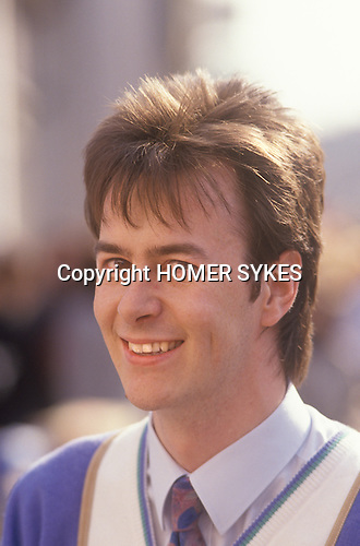 Kevin Devine 1991 presenter on the TV programme Thats Life with Esther Rantzen