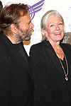 Franco Nero, Vanessa Redgrave & Joely Richardson attends the American Theatre Wing's annual gala at the Plaza Hotel on Monday Sept. 24, 2012 in New York.