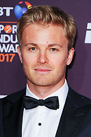 Nico Rosberg<br /> at the BT Sport Industry Awards 2017 at Battersea Evolution, London. <br /> <br /> <br /> ©Ash Knotek  D3259  27/04/2017