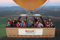 20130807 07 August Hot Air Balloon Cairns