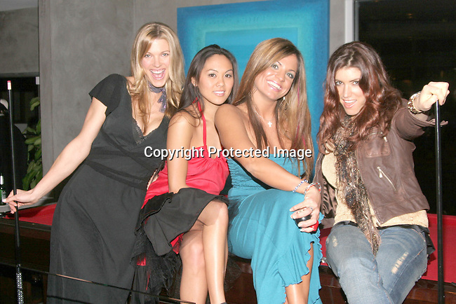 Linda Overheu, Sheena Mariano, Bridgetta Tomarchio &amp; Corinne Saffell<br />