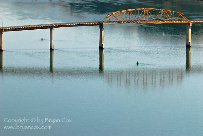 Sam Hill Memorial Bridge, over the Columbia River