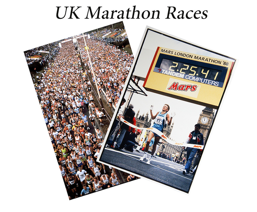 Photographer of marathon races all over UK - including London, Dublin, Glasgow & Belfast marathons.