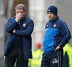 Ally McCoist shellshocked as Dundee Utd score goal no 2