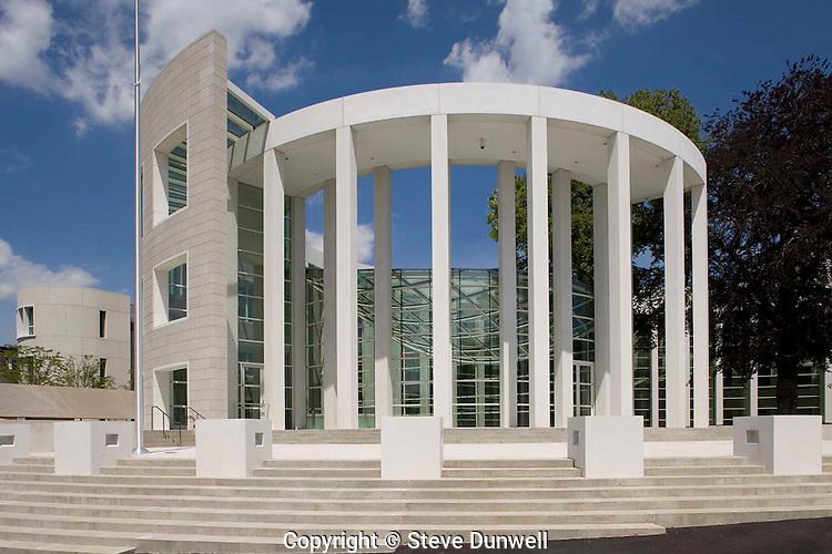 Federal Court House, Moshe Safdi architect, Springfield, MA