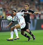 Fussball Audi Cup 2011: FC Bayern Muenchen, AC Mailand, FC Barcelona, Porto Alegre