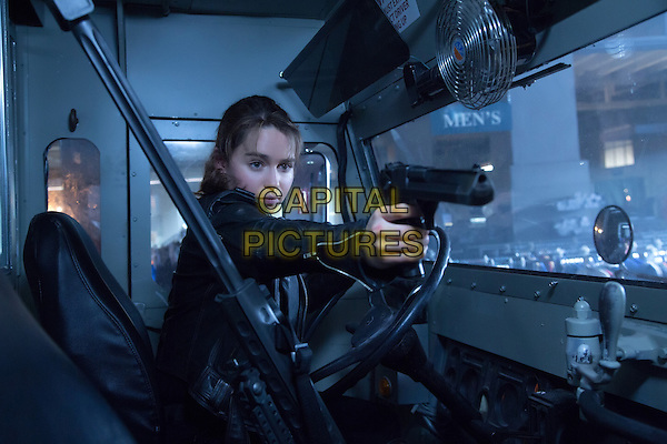 Emilia Clarke <br /> in Terminator Genisys (2015) <br /> *Filmstill - Editorial Use Only*<br /> CAP/FB<br /> Image supplied by Capital Pictures