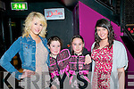 Irish Cancer Fundraiser: Pictured at  Irish Cancer Fundraiser dance  and fancy dress party organised by Dot Stack & Bernadine Murphy at the Mermaids Disco, Listowel on Sunday evening last were the Fitzychicks, Agnes & Anne Fitzgerald with Michaela Barry & Cheyanne Downey.