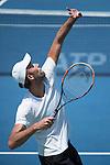 Ivo Karlovic (CRO) defeated Steve Johnson (USA) 6-4 6-4