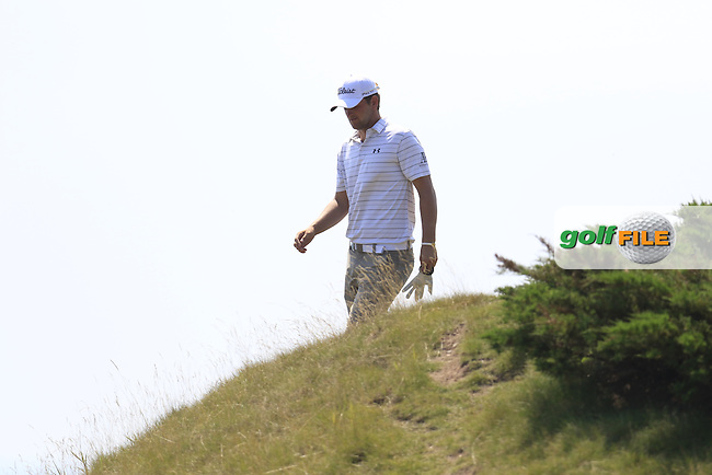 \{prsn}\ during Friday's Round 2 of the 97th US PGA Championship 2015 held at Whistling Straits, Mosel, Kohler, Wisconsin, United States of America. 14/08/2015.<br /> Picture Eoin Clarke, www.golffile.ie