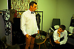 The Real Full Monty, a group of Welsh strippers who performed for Ladies Only Evenings all over the country. They were named after the very success film, The Full Monty a 1997 British comedy film directed by Peter Cattaneo.<br />