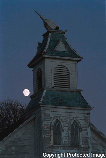 Church Steeple, Ohio