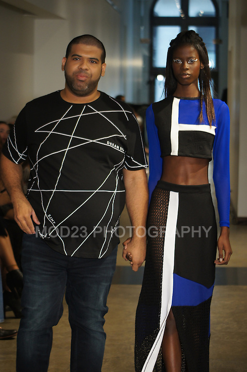 FGNYFW, SS2017, Spring Summer 2017, Naldo Montanez Puerto Rico @ NYFW, NYFWCouncil of Fashion Designers of America, The Prince George Gallery
